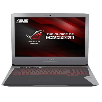 "ASUS G752VY -  17.3"" (3840x2160) Anti-Glare 