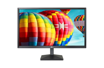 LG 22MK400H LED monitorius su AMD FreeSync technologija | 21.5 colių | FULL HD (1920x1080@75Hz) | Reakcijos laikas: 1ms | Peržiūros kampas: 170°/160° | Jungtys: D-Sub, HDMI, Headphone Out | Tilt, VESA, Flicker Safe