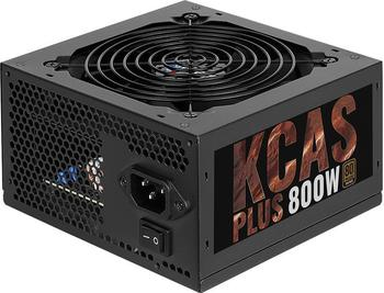 PSU ATX AeroCool KCAS PLUS 800W DC-to-DC FULL RANGE 80 PLUS BRONZE