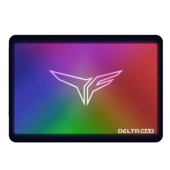 Team Group SSD T-Force Delta MAX RGB 1TB 2.5'', SATA3, 560/510 MB/s