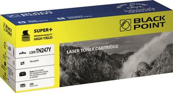 Toner cartridge Black Point LCBPBTN247Y | yellow | 2300 pp. | Brother TN247Y