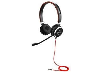 Jabra Evolve 40 DUO 3.5mm (be USB)