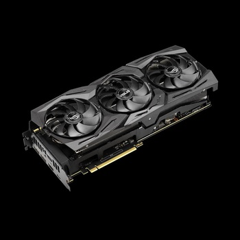 ASUS ROG Strix GeForce RTX™ 2080 Ti OC edition 11GB GDDR6 with enthusiast-level technology for extreme 4K and VR gaming