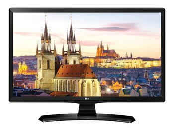 "LG TV monitor 24MT49DF-PZ 23.6 "", IPS, 1366 x 768 pixels, 16:9, 5 ms, 250 cd/m², Black Glossy"