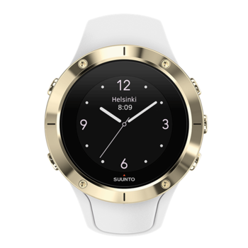 Suunto Spartan Trainer Wrist HR Gold Slim and lightweight GPS sports watch for versatile training and active lifestyle