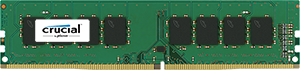Crucial 8GB 2400MHz DDR4 CL17 Unbuffered DIMM