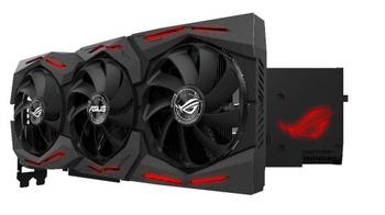 ASUS GeForce ROG-STRIX RTX 2080, 8GB GDDR6, 2xDP, 2x HDMI, USB-C