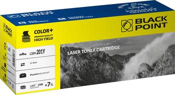 Toner Black Point LCBPH201Y | yellow | 1500 pp. | HP CF402A