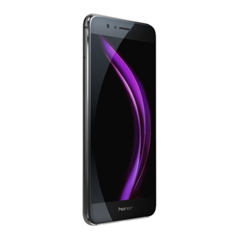 "Huawei Honor 8 Midnight black | Dual-SIM | 5.2"" 1080x1920 