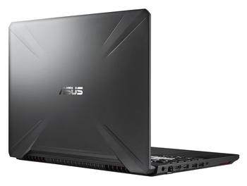 "Asus TUF Gaming FX505DT Black - 15.6"" FHD (1920x1080) Matt 