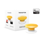 Fibaro The Button Z-Wave, Yellow