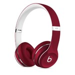 Beats Solo2 On-Ear Headphones - Red (Luxe Edition)