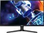 LG 32GK650F 144Hz GAMING LED monitorius su VA ir AMD FreeSync technologijomis | 31.5 colių | 2560x1440 | Reakcijos laikas: 5ms | Peržiūros kampas: 178°/178° | Jungtys: HDMI, DisplayPort, Headphone | Tilt, Pivot, Swivel, Height-Adjustment, VESA, Flicker Safe