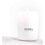 Mr&Mrs Blanc Scented Candle JBLACAN030 Jasmine of Ibizza: Jasmine, Ivy, Musk, 180 g, 1 pc(s), Height 10,5 cm, Width 8 cm, White