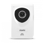 ZIPATO IP Camera , Indoor HD720P, Wi-Fi, Mic, Speaker, 8 LED, 5m night vision
