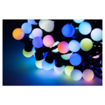 Vipow LED Christmas tree lights color RGB 20m/200 pcs bulbs Vipow LED Christmas tree lights, 220-240 V V