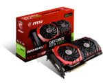 MSI GeForce® GTX 1080 GAMING X 8G