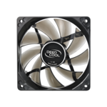 "120 mm case ventilation fan,  ""Wind Blade 120"", transparent, hydro bearing,4 BLUE LED's deepcool"