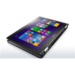 LENOVO IdeaPad Yoga 500-15 Black - 15.6