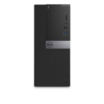 Dell OptiPlex 5040 Desktop, MT, Intel Core i3, i3-6100, Internal memory 4 GB, DDR3, HDD 500 GB, 500 GB, Intel HD Graphics 530, Tray load DVD Drive (Reads and Writes to DVD/CD), Keyboard language English, Linux, Warranty 36 month(s)