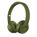 Beats Solo3 Wireless Turf Green On-Ear Headphones | Up to 40 hours of battery Life | Apple W1 Technology | Award-Winning Sound | 5 minute charge = 3 hours of playback
