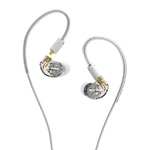 MEE audio M7 PRO Universal-Fit Hybrid Dual-Driver Musician's In-Ear Monitors with Detachable Cables