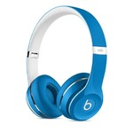 Beats Solo2 On-Ear Headphones - Blue (Luxe Edition)