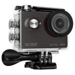 Acme Action camera VR04 140 °, 720 pixels, 30 fps, Built-in speaker(s), Built-in display, Built-in microphone,