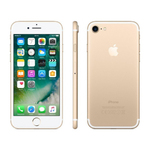 "iPhone 7, 32GB, Gold, force touch, 4,7"" retina HD display, B1/P2 yw, EU spec"