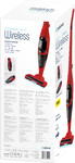 Platinet stick vacuum cleaner 2in1, red (45031)