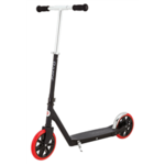 Razor Carbon Lux Scooter - Black/Red