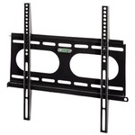 | DEMO | HAMA Ultraslim FIX TV Wall Bracket 3 stars XL 142 cm (56inch) black