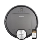 Ecovacs Vacuum cleaner DEEBOT R95 MKII Warranty 24 month(s), Robot, Dark grey, 50 W, A, A, A, 56 dB, Cordless, 90 min