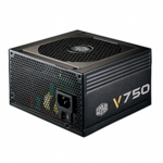 Cooler Master V series 750W, 80Plus Gold, Full Modular, Single +12V Rail/ Inteligent 120mm FAN/ High efficiency up to 92% / Active PFC PSU 750 W, 744 W