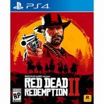 Red Dead Redemption 2 žaidimas, skirtas Playstation 4 konsolei