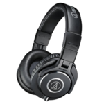 "Audio Technica ATH-M40X Professional monitor Headband/On-Ear headphones | 3.5mm (1/8"") - Black"