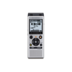 OLYMPUS WS-852 Audiorecorder silver 4GB internal memory inkl. Battery 2xAAA