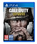 Call of Duty: WWII žaidimas, skirtas Playstation 4 konsolei