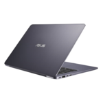 "Asus VivoBook S14 S406UA Starry Grey, 14.0 "", HD, 1366 x 768 pixels, Matt, Intel Core i5, i5-8250U, 8 GB, DDR3 on board, SSD 256 GB, Intel HD, Windows 10 Home, 802.11 ac, Bluetooth version 4.1, Keyboard language English, Battery warranty 12 month(s)"