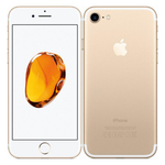 "Apple iPhone 7, 32GB, Gold, force touch, 4,7"" retina HD display, B1/P2 yw, EU spec"