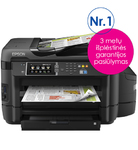 Epson L1455 Colour, Inkjet, Multifunction Printer, A3+, Wi-Fi, Black