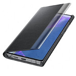 Samsung Galaxy Note 20 Clear View Case Black
