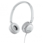 Beyerdynamic DTX 501 p Supraaural Headphones/ White/ 32 Ohms/ Closed, with Single Sided Cable/ Stereo Mini-Jack/ Lightweight and Foldable, for mobile use/ Carrying Case