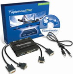 MATROX TripleHead2Go, Triple Digital Edition, retail