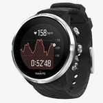Suunto 9 G1 Black - Durable, streamlined multisport GPS watch with a long battery life