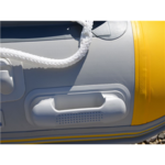 Viamare 330 Alu S, PVC Inflatable Boat with Solid Bottom, 4+1 person(s)