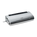 Caso Bar Vacuum sealer VC 100 Power 120 W, Temperature control, Silver