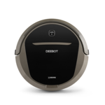 Ecovacs Floor vacuum cleaner DEEBOT M81 Pro Warranty 24 month(s), Battery warranty 0.5 month(s), Robot, Black, 20 W, 0,57 L, 56 dB, 20 V, Cordless, 110 min
