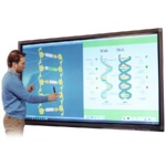 "Prestigio MultiBoard 55"", S-series: IR MultiTouch System, Display: 55"", FHD: 1920x1080, Integrated PC: Core i5 CPU / 4 Gb RAM / 500 Gb HDD / Integrated GC Intel HD Graphics 4600, Windows 10 Pro."