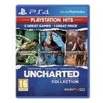 Gra PS4 Uncharted Collection HitsGame PS4 Uncharted Collection Hits